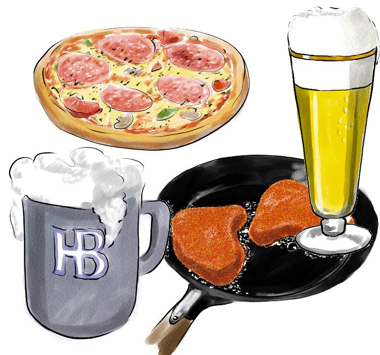 cliparts essen und trinken - photo #7