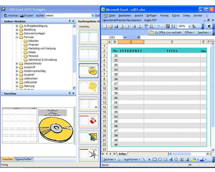Officevorlagen 1500 Excel Vorlagen Für Privat Schule Büro Und