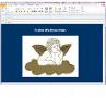 500 Outlook Vorlagen: Der Text ist austauschbar, ebenso die Größe des Hintergrundbildes
