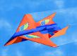 Ein fertiger Papierflieger