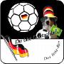 Bierdeckel mit Fan-Hund