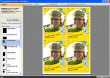 Geburtstag Foto Karten: Zum Drucken stehen viele vordefinierte Formate zur Verfügung