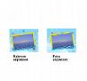 Foto Collage Sommer: Sie können sowohl das Bild als auch den Rahmen drehen, vergrößern, verschieben