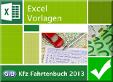 Excel Kfz-Fahrtenbuch 2013