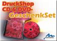 CD/DVD Geschenkset