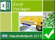 Excelvorlage Haushaltsbuch 2013