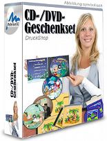 CD-/DVD-Geschenkset DruckShop 5.5 Professiona