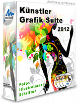 Künstler Grafik Suite 2012
