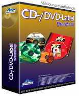 CD-DVD Label DruckShop 4.5 Professional