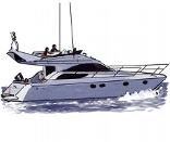 Motor-Jacht
