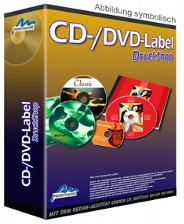 drucken cd dvd label druckshop 4 5 professional. Black Bedroom Furniture Sets. Home Design Ideas