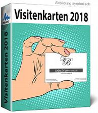 Visitenkarten 2018