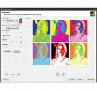 PhotoPopArt!It - Die PopArt-Voreinstellung wählen und Parameter anpassen