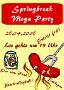 Partyaushang gestalten