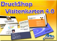 DruckShop Visitenkarten 4.0