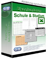 Excel für Schule & Studium