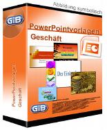 PowerPoint Vorlagen - Geschäft