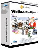 Weihnachts-Cliparts 2